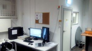 System do bezpośredniej radiografii cyfrowej z FPID (flat panel imaging device)